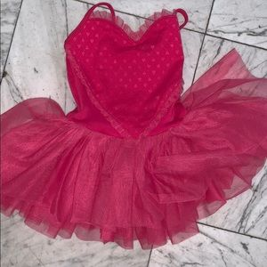 Bloch tutu dress